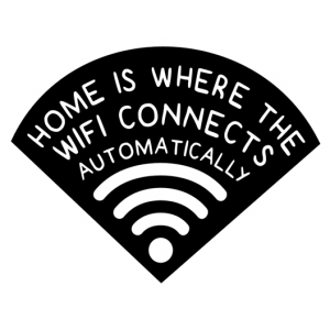 Home is where the wifi connect autoamticly