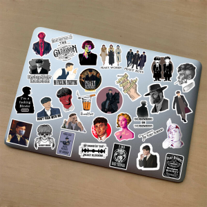 Peacky Blinders pack stickers